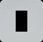 MODLINK MSDD FLANGE PLATE SINGLE METAL