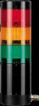 Signalsäule Modlight70 Pro bestückt mit LED-Modulen