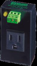 Modlink MSVD Steckdose USA mit LED gelb