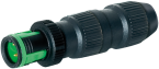 MOSA MQ12 MALE 0° FIELD-WIREABLE (IDC)