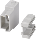 RJ45 module - male, adapter