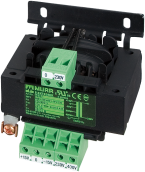 MTS SINGLE-PHASE SAFETY TRANSFORMER