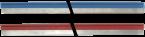 Mico Pro Endlossteckbrücke 1x blau 1x rot