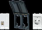Modlink MSDD-Set: Einbaurahmen 4000-68122-0000000,