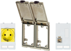 Modlink MSDD-Set: Einbaurahmen 4000-68123-0000000,