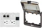 Modlink MSDD-Set: Einbaurahmen 4000-68523-0000001,