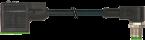 M12 MALE 90° / MSUD VALVE PLUG FORM A 18MM