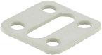 FLAT GASKET FOR APPLIANCE CONNECTOR 18MM