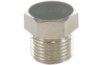 SCREW PLUG M12 STAINLESS STEEL