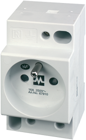 MSVD POWER SOCKET UTE