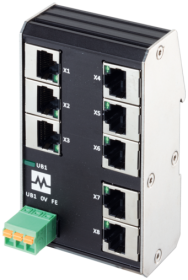 Xenterra 8TX unmanaged Switch 8 Port 1000Mbit