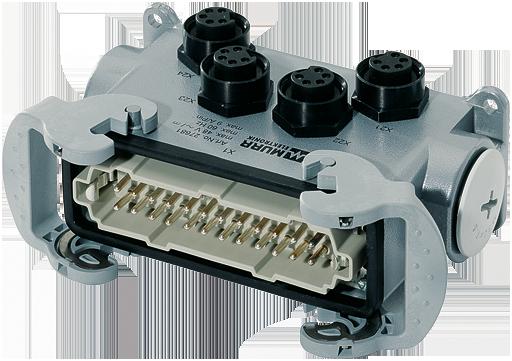 Power Distributor PD4 7/8'' 5 polig