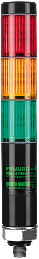 Signalsäule Modlight30 bestückt mit LED-Modulen