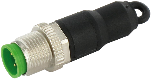 M12 MALE BUS TERMINATING PLUG FOR DEVICENET
