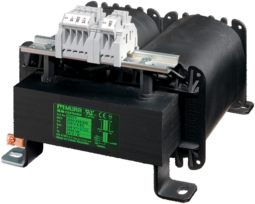 MET 1-PHASE CONTROL AND ISOLATION TRANSFORMER