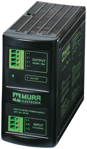 MCS-B POWER SUPPLY 1-PHASE,