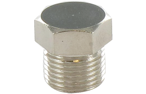 SCREW PLUG M12 STAINLESS STEEL