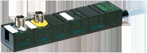 Cube67 Valve-Interface, Compact Module