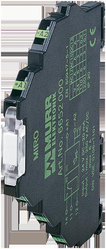 MIRO TR 24VDC FK 4P OPTO-COUPLER MODULE