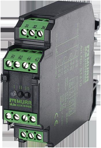 MURR Elektronik Relaismodul No 51485