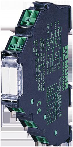 Frequency Voltage Current Converter At Murrelektronik