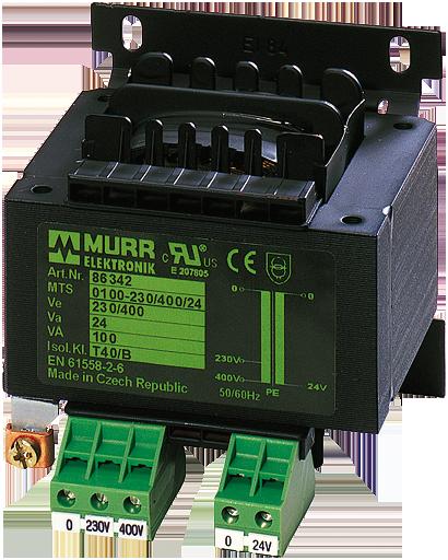 Резултат с изображение за transformators Murr elektronik