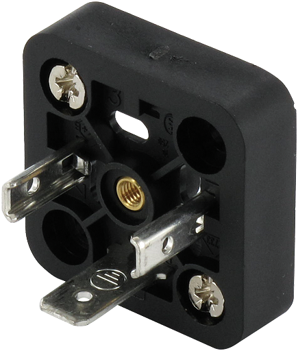 Appliance Connector 18mm 2 Pe At Murrelektronik Online Shop