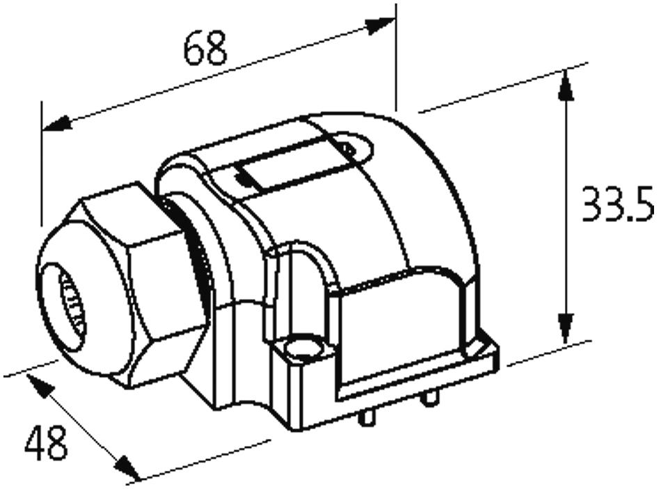 Cap For D Box M12 4 Way 5 Pole At Murrelektronik Online Shop