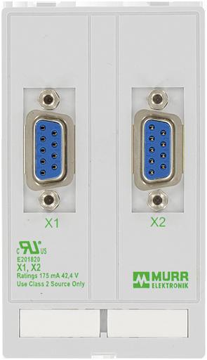 Murr yó msdd-set marco 4000-68123-0000000 p//n Set 4000-68123-0011200