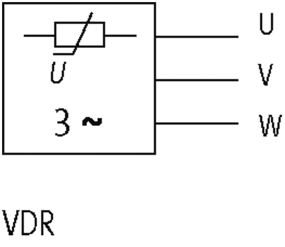 emc suppressor for motor at murrelektronik online shop product images emc suppressor for motor