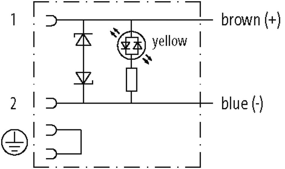 MSUD Xtreme Ventilst. BF A 18 mm mit freiem Leitungsende im ...